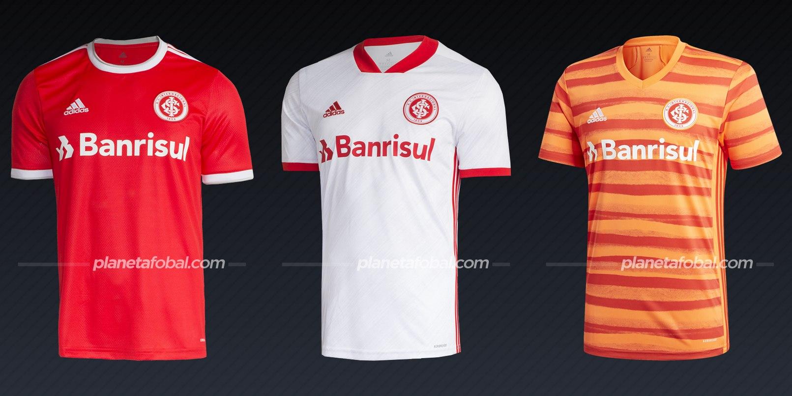 Internacional (Adidas) | Camisetas del Brasileirão 2020