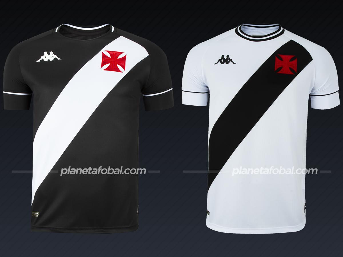 Vasco Da Gama (Kappa) | Camisetas del Brasileirão 2020