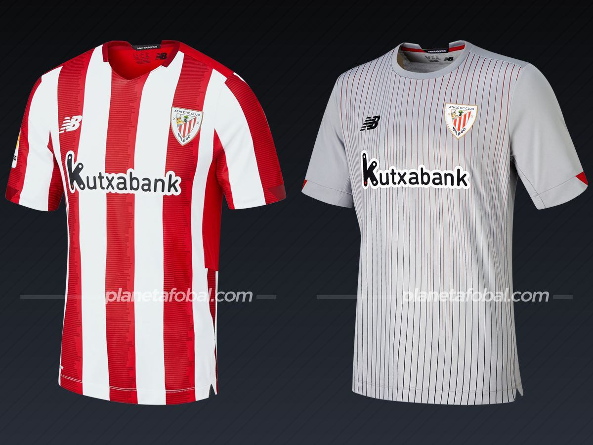 Athletic Club (New Balance) | Camisetas de la Liga española 2020/2021