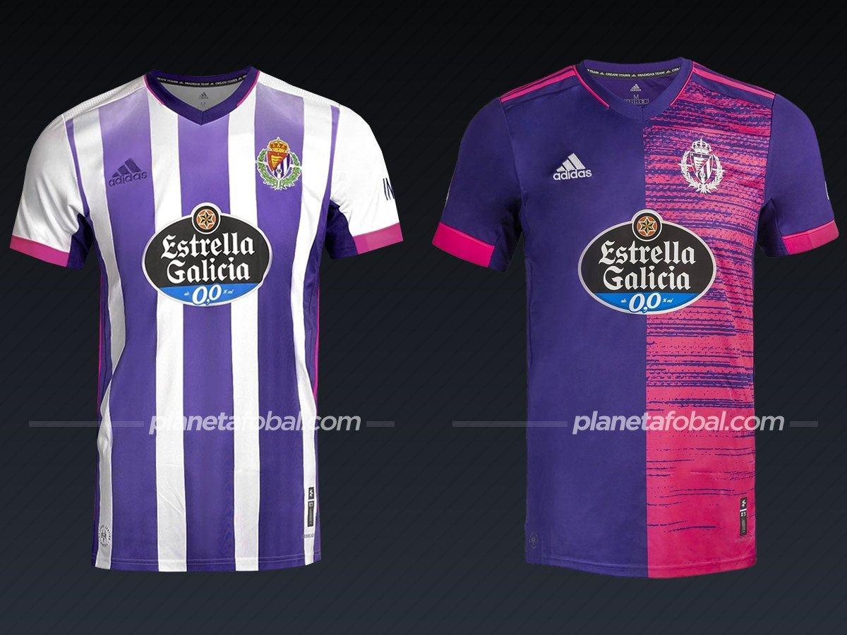 Valladolid (adidas) | Camisetas de la Liga española 2020/2021