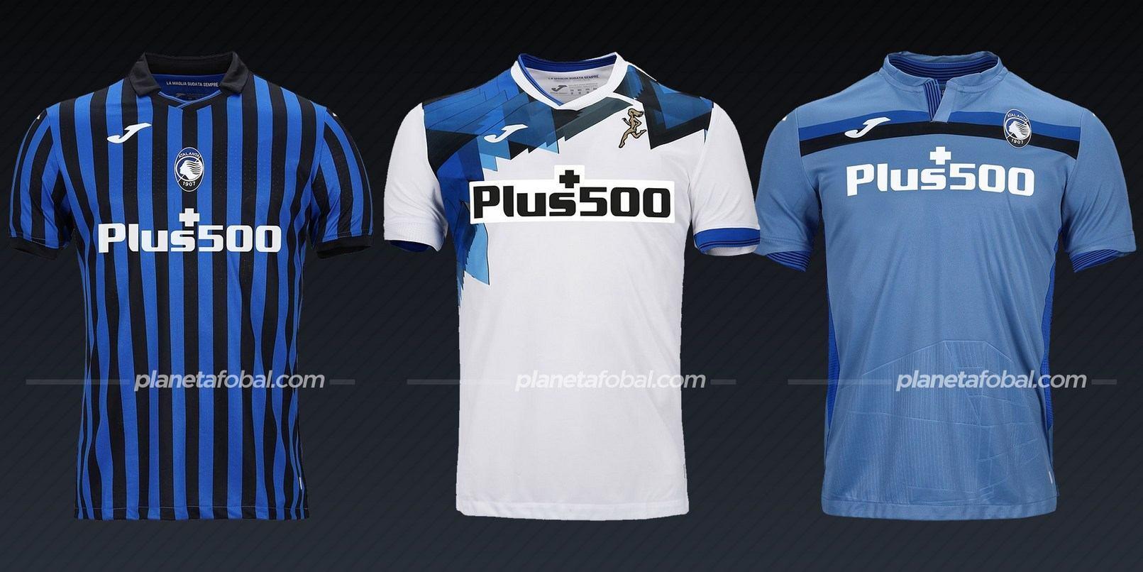 Atalanta (Joma) | Camisetas de la Serie A 2020/2021