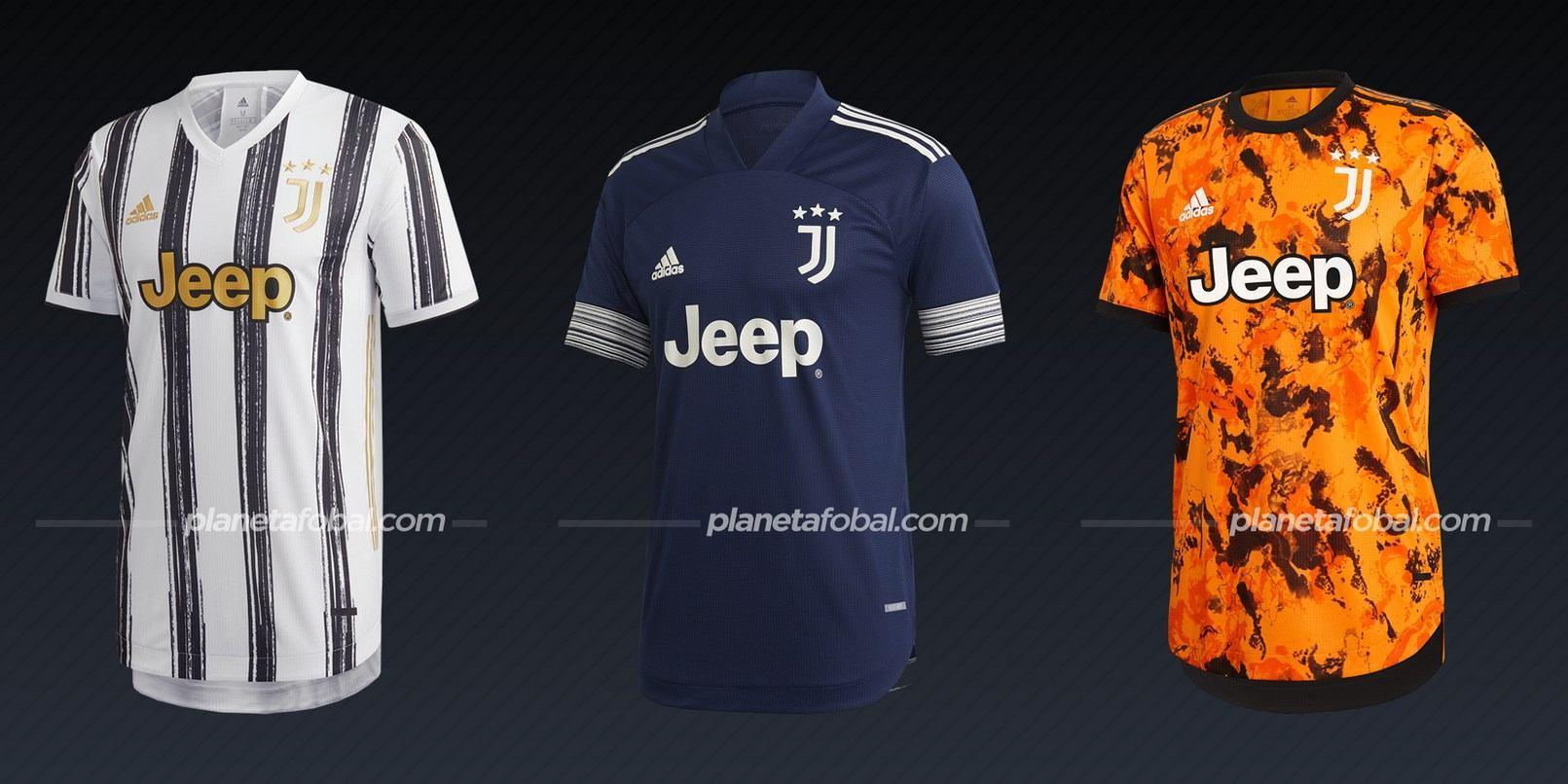 Juventus (adidas) | Camisetas de la Serie A 2020/2021