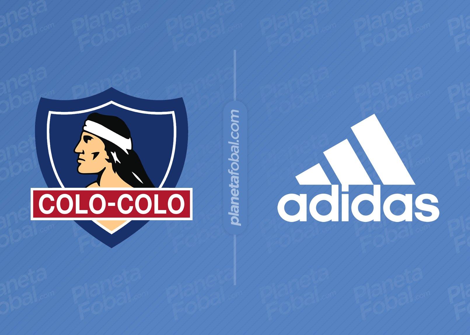 Colo-Colo anuncia contrato con adidas