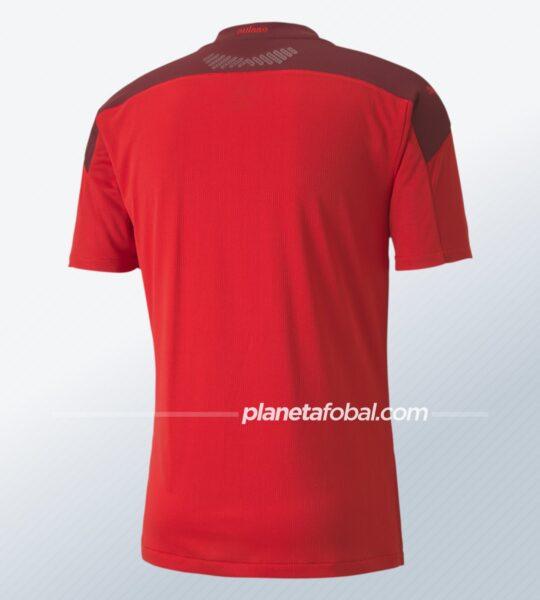 Camiseta titular de Suiza 2020/2021 | Imagen PUMA