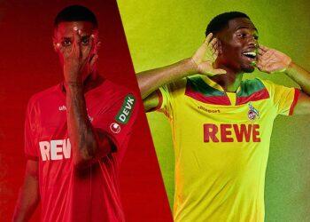Camisetas alternativas uhlsport del FC Köln 2020/21 | Imagen Web Oficial
