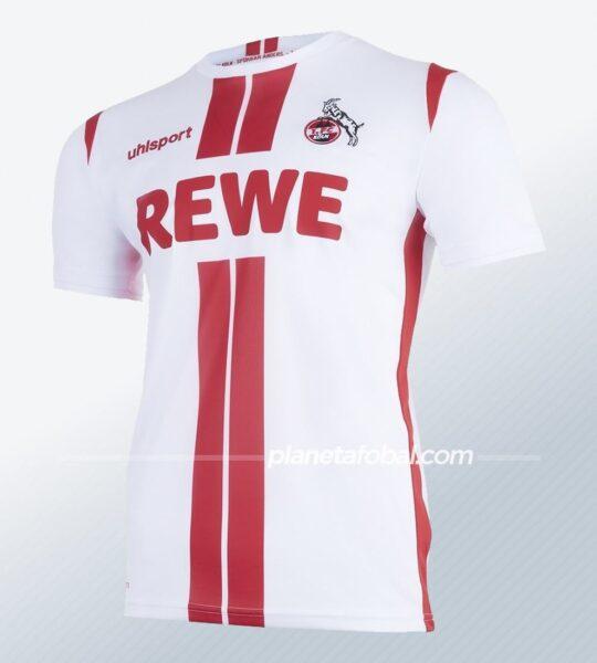 Camiseta uhlsport del FC Köln 2020/21   Imagen Web Oficial