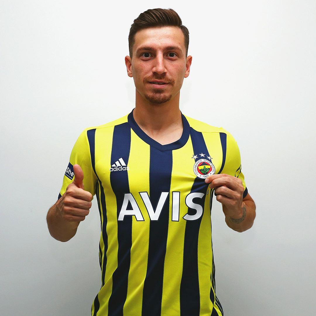 Camiseta titular del Fenerbahçe Spor Kulübü 2020/21 | Foto Web Oficial