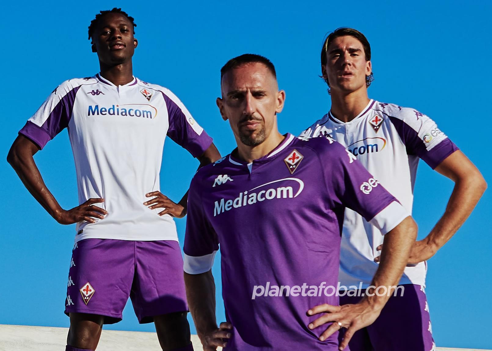 Gemidos Malawi Maravilloso  Camisetas Kappa de la Fiorentina 2020/21