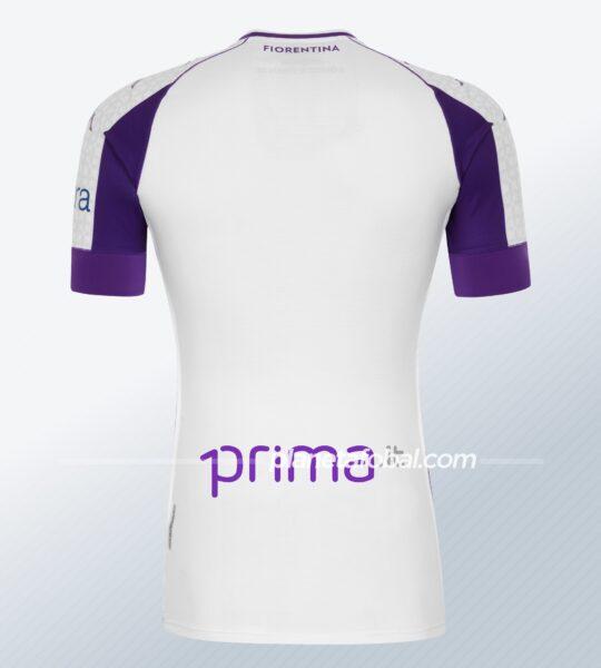 Camiseta suplente de la Fiorentina 2020/2021 | Imagen Kappa