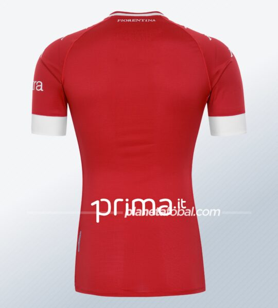 Tercera camiseta Kappa de la Fiorentina 2020/21 | Imagen Web Oficial