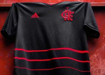 Tercera camiseta adidas del Flamengo 2020/21 | Imagen Twitter oficial