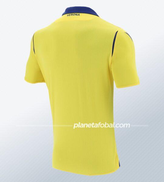 Camiseta alternativa Macron del Hellas Verona 2020/21 | Imagen Web Oficial