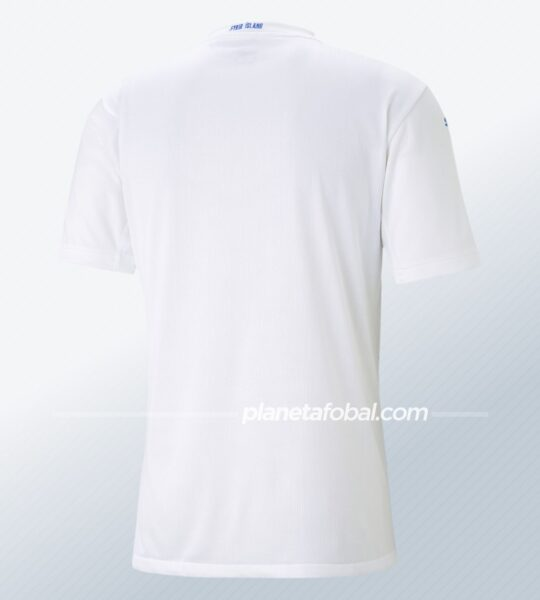 Camiseta suplente Puma de Islandia 2020/21 | Imagen Web Oficial