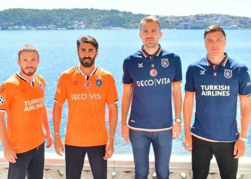 Camisetas Bilcee del İstanbul Başakşehir 2020/21   Imagen Web Oficial