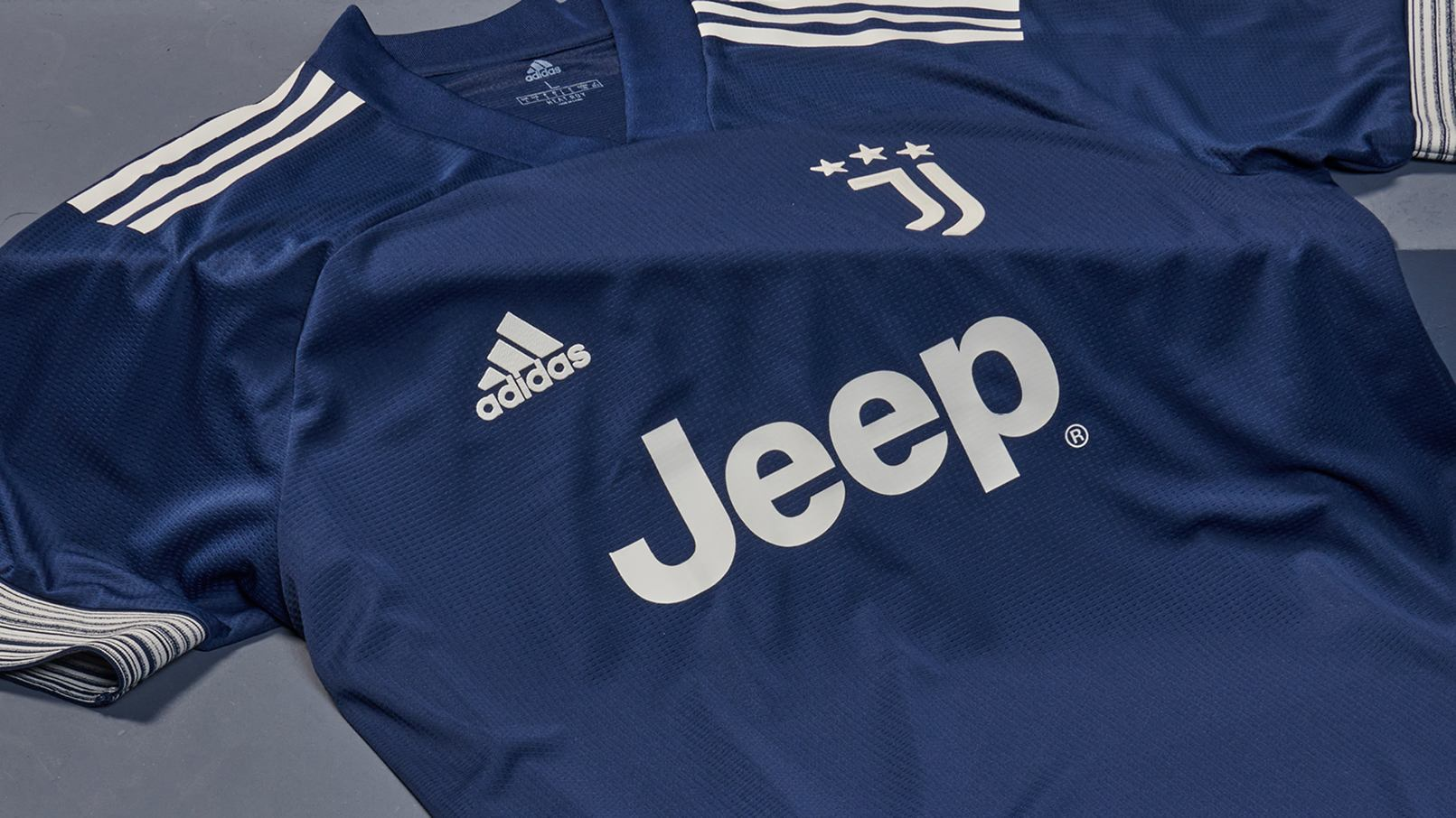 Maillot substitut Juventus 2020/2021 | Image adidas