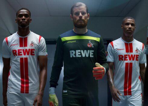 Camiseta uhlsport del FC Köln 2020/21 | Imagen Web Oficial