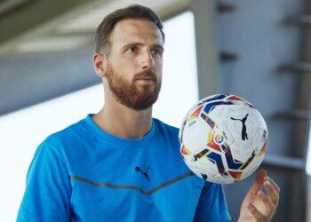 Balón Puma Accelerate LaLiga 2020/21 | Imagen Web Oficial