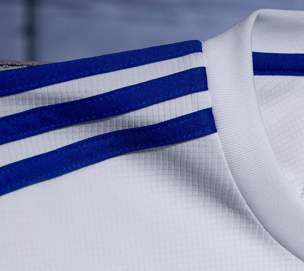 Camiseta adidas del Leeds United 2020/2021 | Imagen Web Oficial