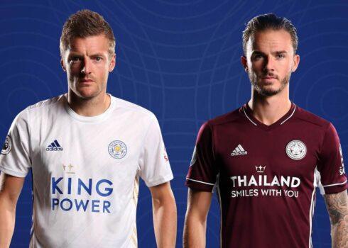 Camisetas alternativas adidas del Leicester City 2020/21 | Imagen Web Oficial