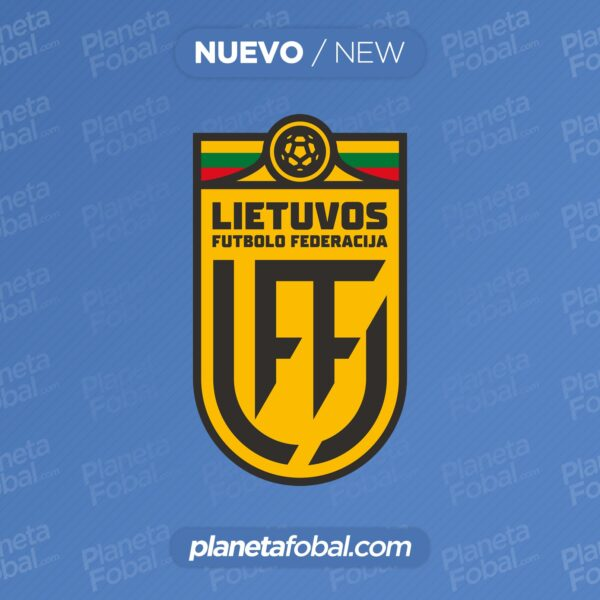 Nuevo logo de Lituania | Imagen LFF