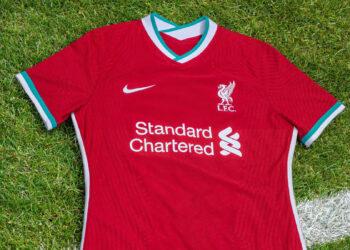 Camiseta del Liverpool 2020/2021 | Imagen NIke