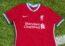 Camiseta del Liverpool 2020/2021   Imagen NIke