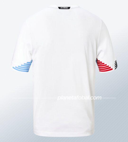 Tercera camiseta New Balance del LOSC Lille 2020/21   Imagen Web Oficial