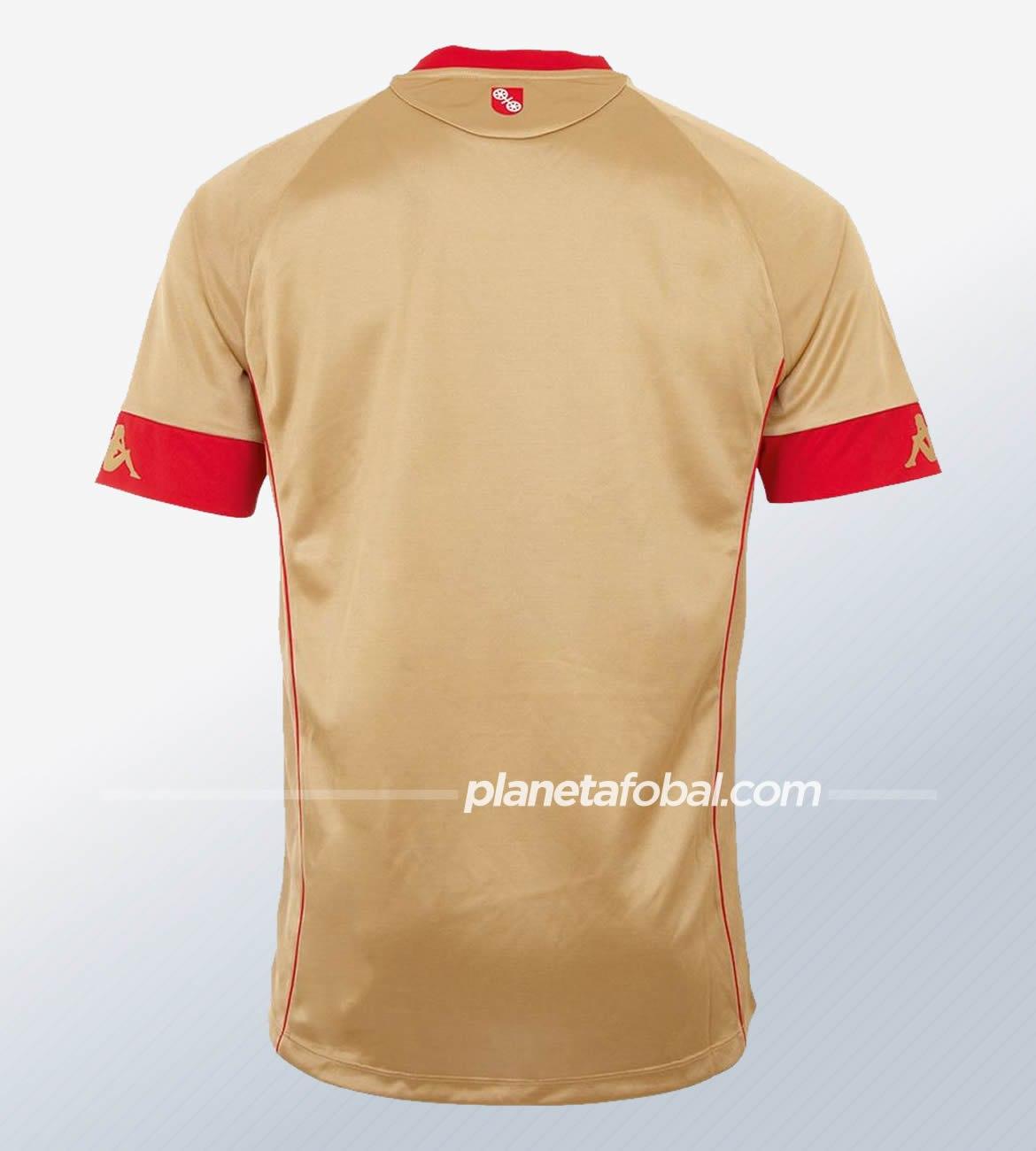 Tercera camiseta Kappa del Mainz 05 2020/21 | Imagen Web Oficial