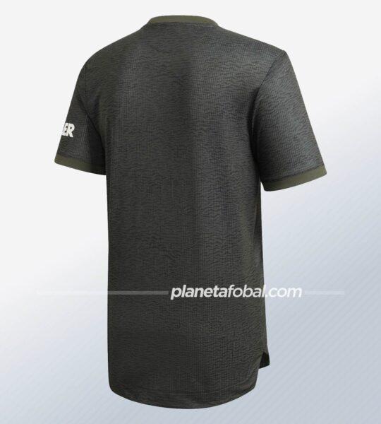 Camiseta suplente del Manchester United 2020/2021 | Imagen adidas