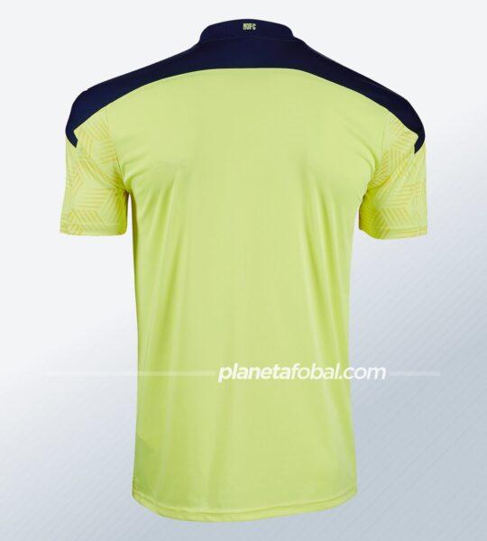 Camiseta suplente Puma del Newcastle 2020/21 | Imagen Web Oficial