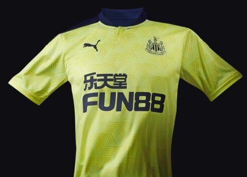 Camisetas alternativas Puma del Newcastle 2020/21 | Imagen Web Oficial