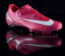 Los botines Mercurial Rosa de 2008   Imagen Nike