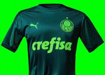 Tercera camiseta Puma del Palmeiras 2020/21 | Imagen Instagram Oficial