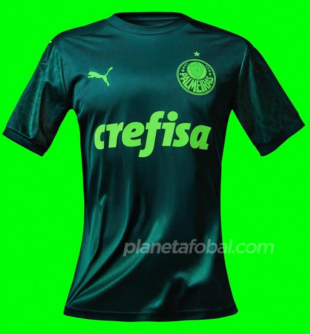 Palmeiras 2020/21 Puma Third Shirt | Image officielle d'Instagram