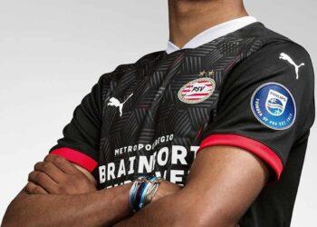 Tercera camiseta del PSV Eindhoven 2020/21 | Imagen PUMA