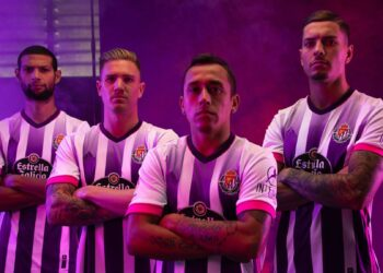 Equipaciones adidas del Real Valladolid 2020/21 | Imagen Web Oficial