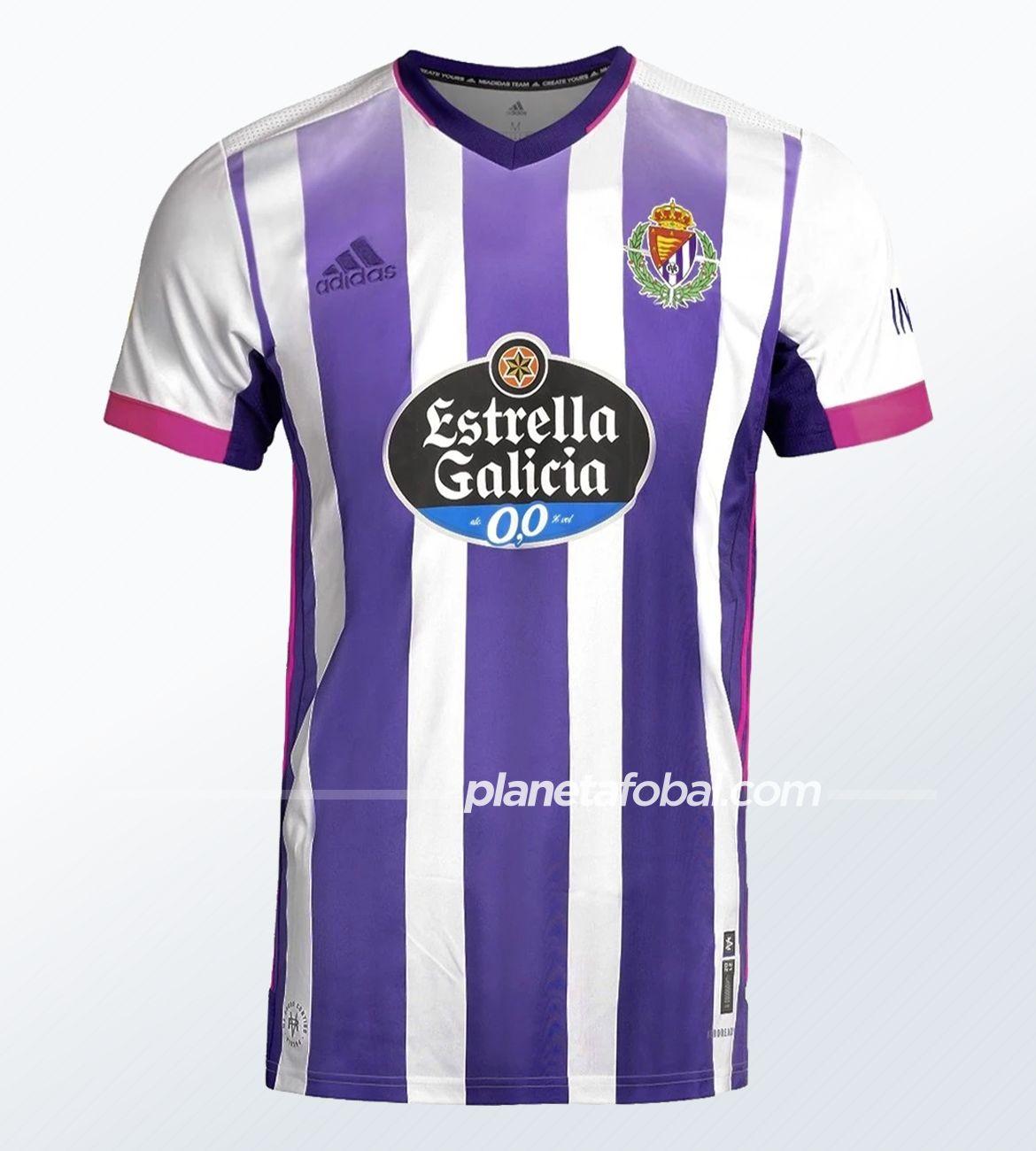 Contagioso esposa negocio  Camisetas adidas del Real Valladolid 2020/21