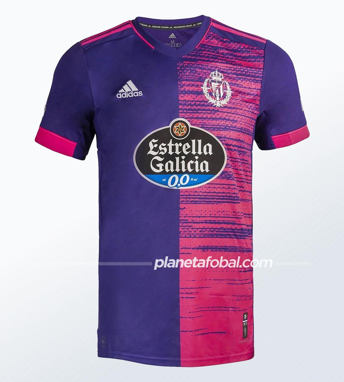 Equipaciones adidas del Real Valladolid 2020/21   Imagen Web Oficial