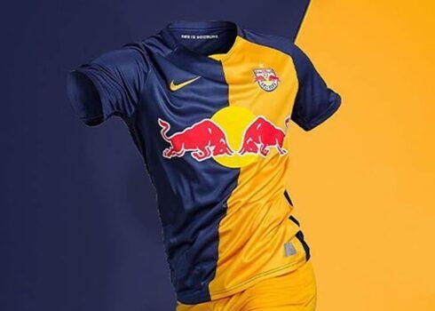 Camiseta suplente Nike del Red Bull Salzburg 2020/21 | Imagen Web Oficial