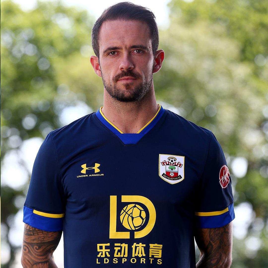 Camiseta suplente Under Armour del Southampton FC 2020/21 | Imagen Web Oficial