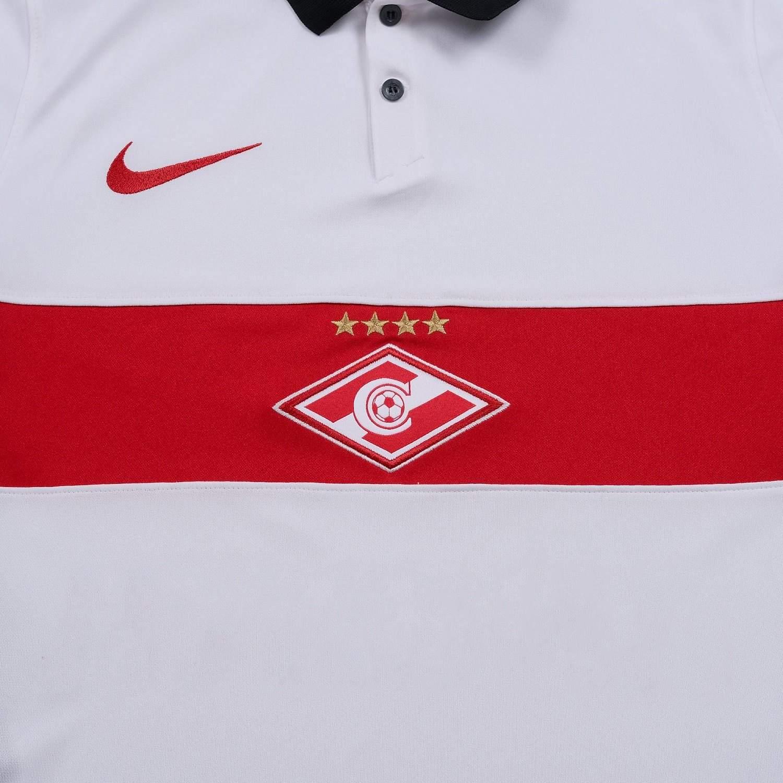 Camisetas Nike del Spartak Moscú 2020/21 | Imagen Web Oficial