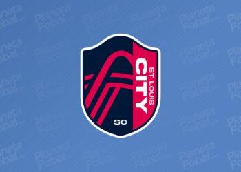 Nuevo escudo del St. Louis City SC | Imagen Web Oficial
