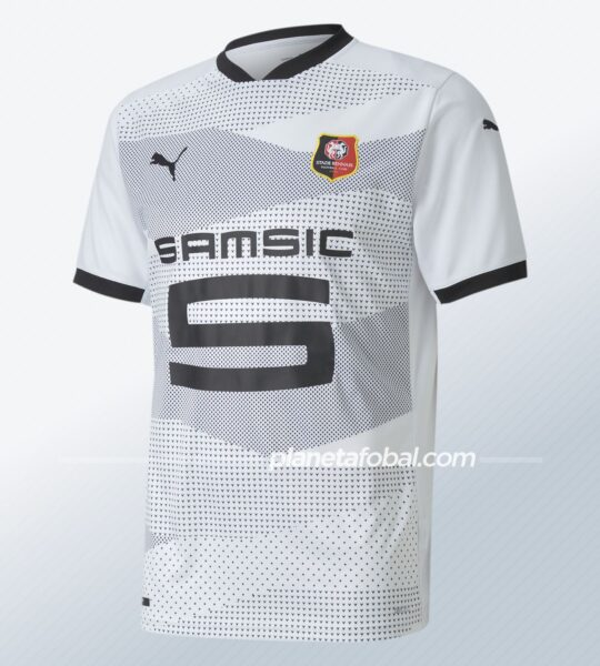Camiseta suplente Puma del Stade Rennais 2020/21 | Imagen Web Oficial