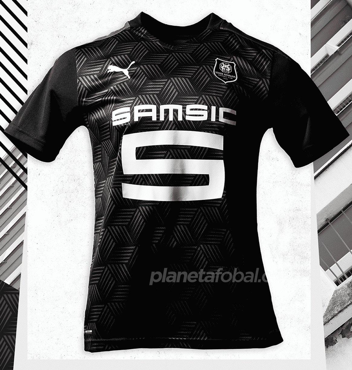 Tercera camiseta Puma del Stade Rennais 2020/21 | Imagen Web Oficial