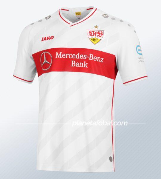 Camisetas Jako del Stuttgart 2020/21 | Imagen Web Oficial