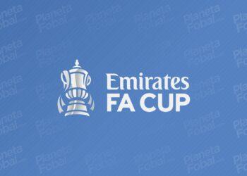 La FA Cup de Inglaterra lanza su nuevo logo   Imagen Web Oficial