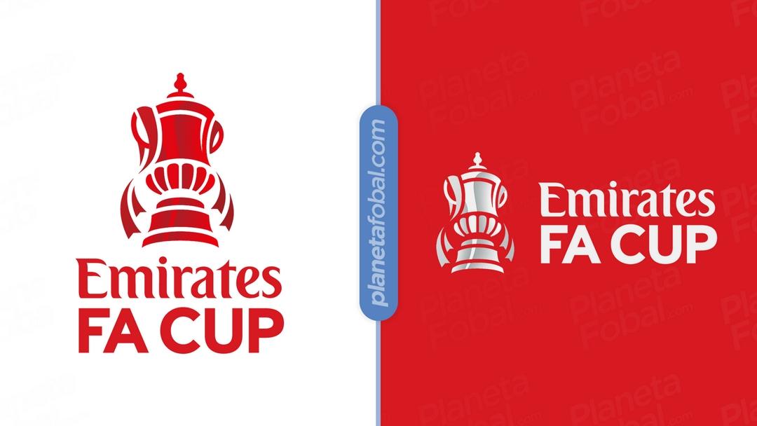Otras del logo de la Emirates FA Cup | Imágenes Web Oficial