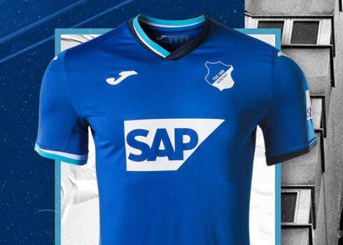 Camiseta Joma del Hoffenheim 2020/21 | Imagen Web Oficial