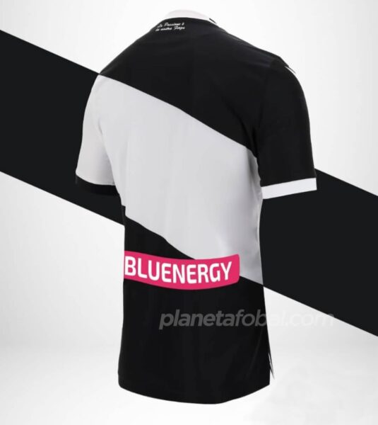 Camiseta Macron del Udinese 2020/21 | Imagen Web Oficial