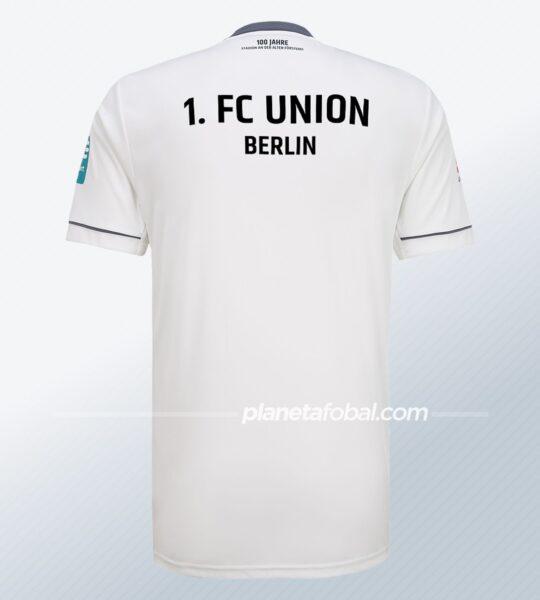 Camiseta suplente adidas del FC Unión Berlín 2020/21 | Imagen Web Oficial